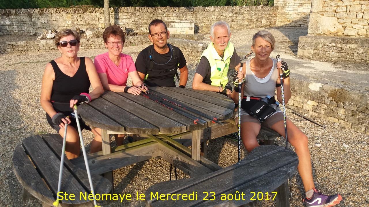 Ste Néomaye le 23 août 2017