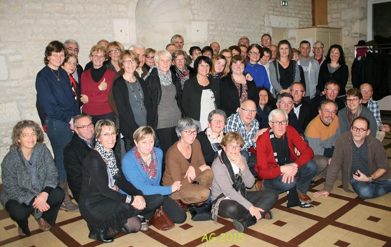 Assemblée Générale 9 ja,vier 2015