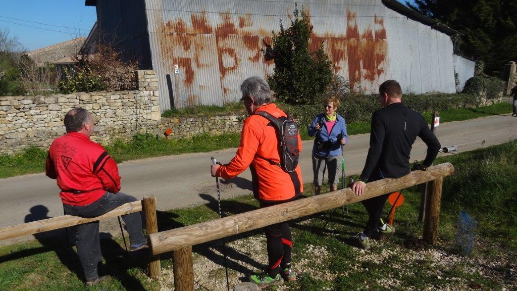Nordic cross sur Cerzeau