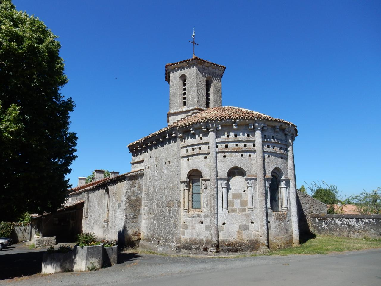 Eglise de Clavé