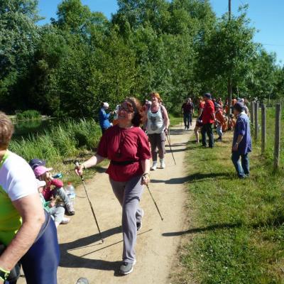 Parcours des Chizelles à Niort