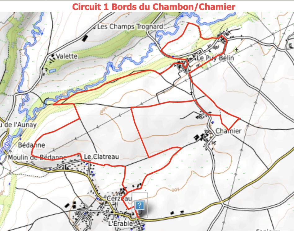 Cerzeau Vallée du Lambon - 574544