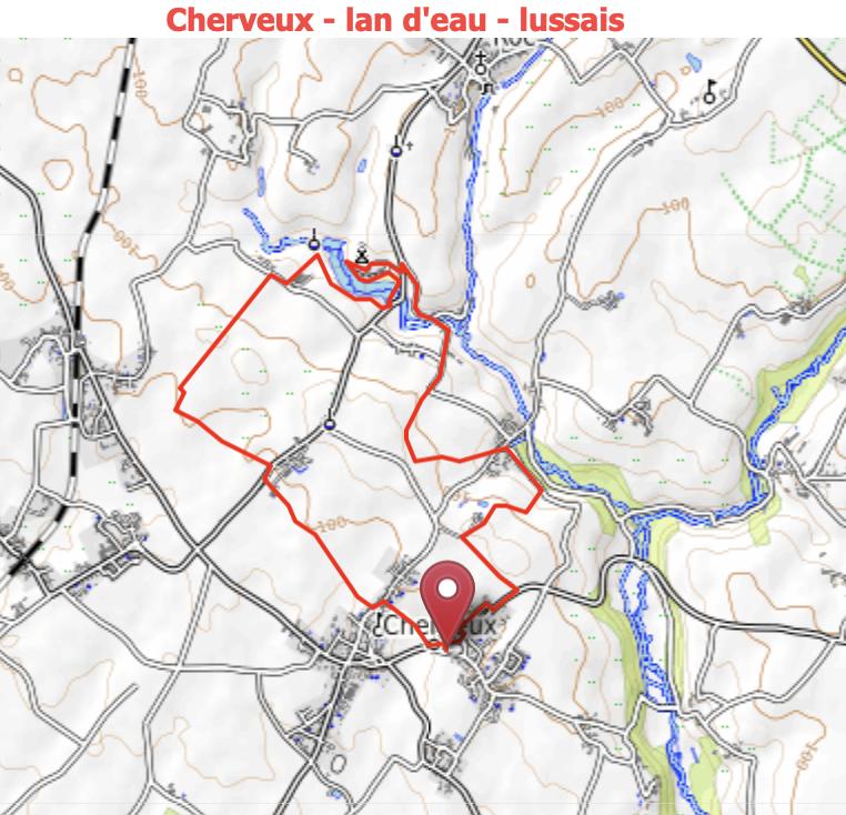 Cherveux/Plan d'eau - 852302