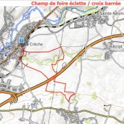 Eclétte/Croix Barrée - 664933