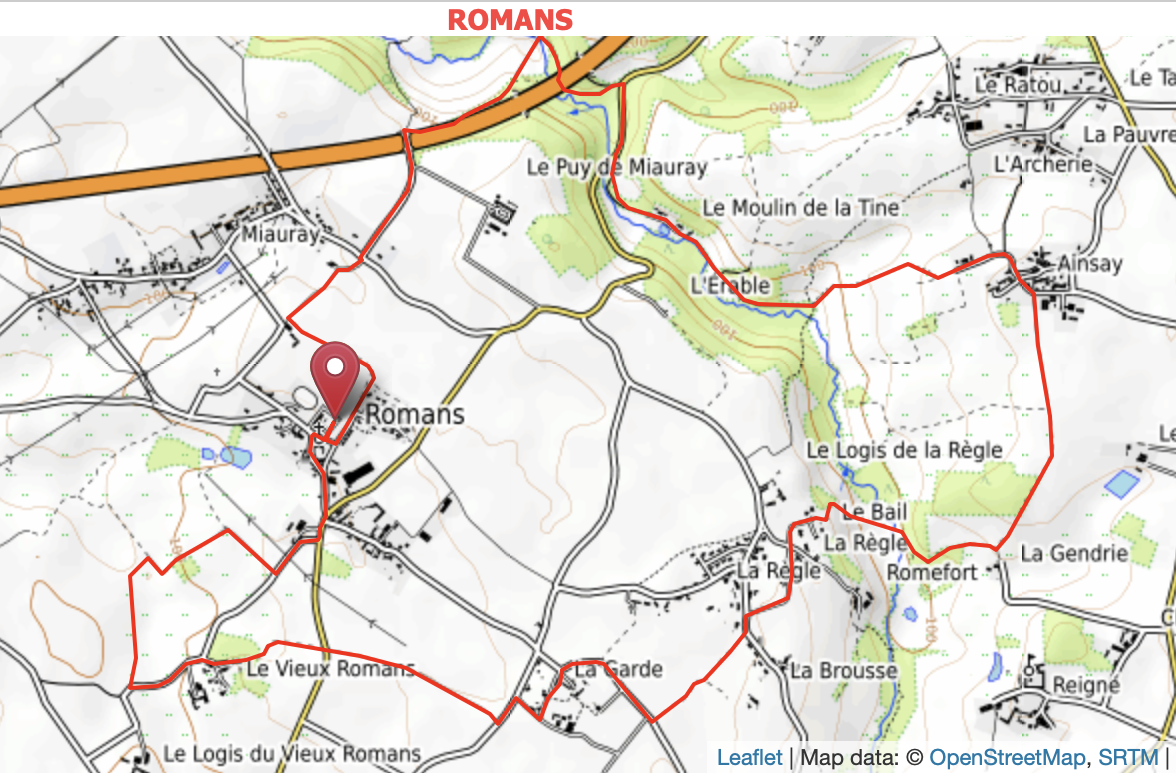 Romans - 577702